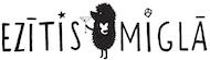 Ezītis miglā logotips