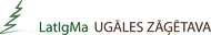 Ugales zāģētavas logotips